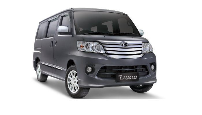 Harga Informasi sales marketing review spesifikasi interior exterior paket kredit harga cashback bonus mobil New Daihatsu Luxio Purwokerto Purbalingga Wangon Ajibarang